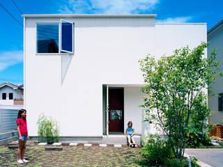 Maisons minimalistes par 萩原健治建築研究所 Minimaliste