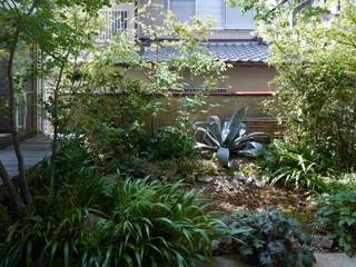 宝塚の庭 GREENSPACE モダンな庭