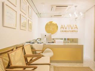 AVIVA: Clínicas  por Fábrica Arquitetura