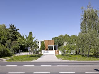 KLUJ ARCHITEKCI Modern home