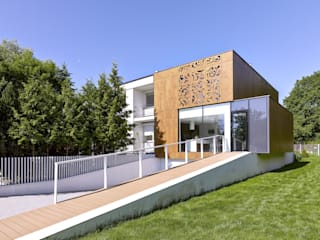 KLUJ ARCHITEKCI Modern houses