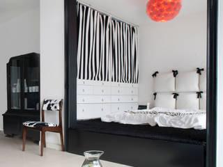 Dormitorios escandinavos de Sic! Zuzanna Dziurawiec Escandinavo