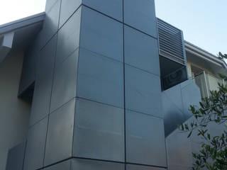 Casas de estilo  por GHINELLI ARCHITETTURA , Moderno