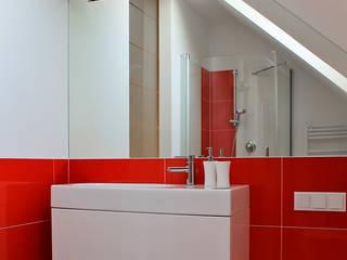 Ванная комната в стиле модерн от t Модерн