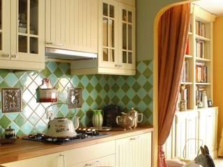 Кухня в классическом стиле от t Классический