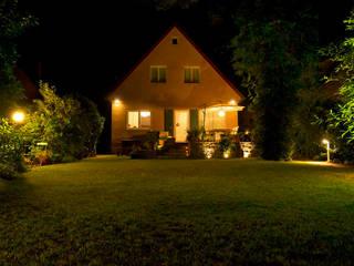 Gartenbeleuchtung:  Garten von jack be nimble  - lighting | design | innovation