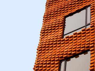 Residencial Z53: Casas de estilo  por Grupo Nodus Arquitectos