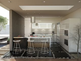 21arquitectos Kitchen