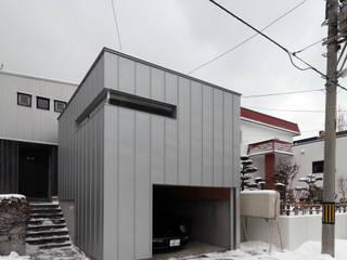 모던스타일 주택 by 株式会社コウド一級建築士事務所 모던