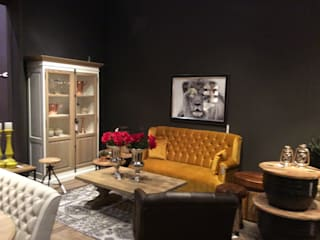 eclectic  by press profile homify, Eclectic