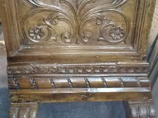 Arreglo y encolado de un Arca de Restauracions Jordi Nóbrega Clásico