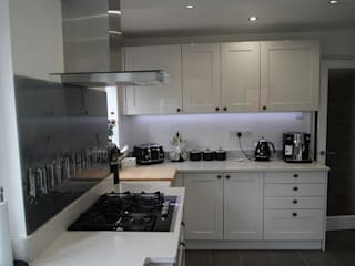 Schuller grey gloss, before and after by AD3 Design Limited