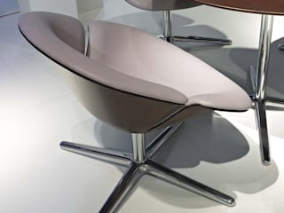 Bloom Chair and Tables:   by David Fox Design Ltd