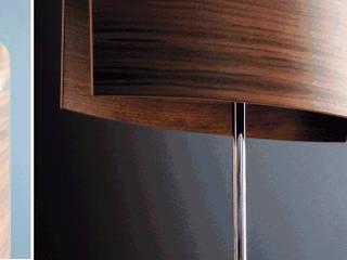 Leuchtenserie aus Formholz:   von FALTFORMEN