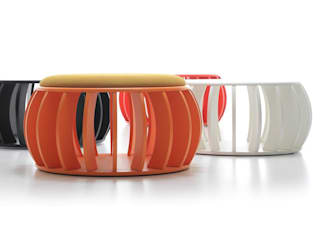 C-Anenome Stool and Table:   by David Fox Design Ltd
