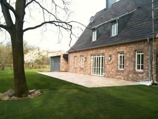 Revitalisierung Haus K. Viersen Landhäuser von kg5 architekten Landhaus