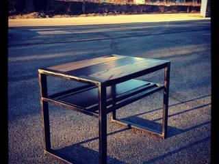 """""""I Table"""":  de style  par récup-éclaire (Thibaut Richard)"""