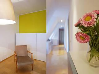 Wohnung:  Flur & Diele von Like Interior Mertens & Wollmer Designerinnen PartGmbB