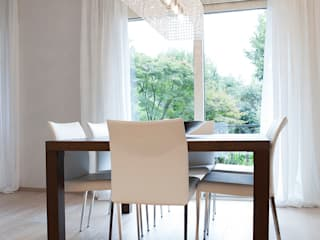 minimalistische Eetkamer door Semplicemente Legno