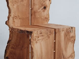 Back To Basics : rustic  by Jon Mitchell Furniture, Rustic