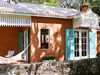 Country style house by Célia Orlandi por Ato em Arte Country