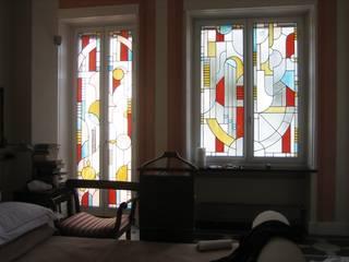 ARCHITETTO MARIANTONIETTA CANEPA Modern windows & doors