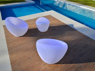 ELITE HOUSE: Piscinas modernas por ARQ Ana Lore Burliga Miranda