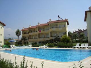 Rumah Gaya Mediteran Oleh Alanya Sunlife Real Estate & Constructions Mediteran