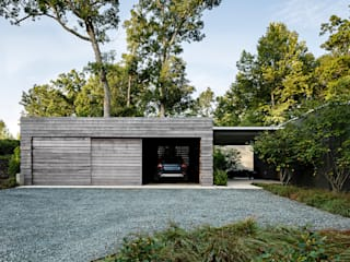 Schönste Aussenanlage in 2015 Moderne Häuser von Ecologic City Garden - Paul Marie Creation Modern