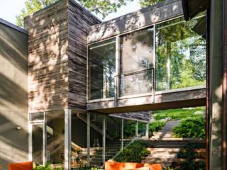 Schönste Aussenanlage in 2015 Moderner Balkon, Veranda & Terrasse von Ecologic City Garden - Paul Marie Creation Modern
