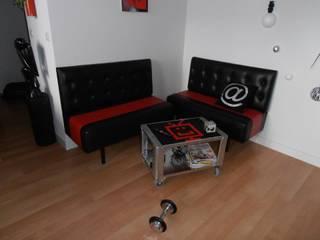 Table Légo:  de style  par Ateliers Crea