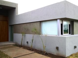 Modern Houses by GANDIA ARQUITECTOS Modern