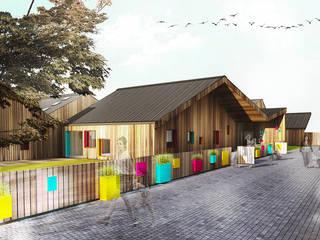 kreARTywni_ studio projektowe Schools Wood