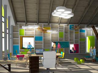 kreARTywni_ studio projektowe Schools Wood Green