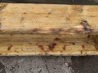 The mini leg sideboard: industriell  von Kentholz,Industrial