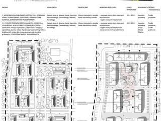 Projekt rewitalizacji Osiedla Trynek : styl , w kategorii Domy zaprojektowany przez kreARTywni_ studio projektowe,