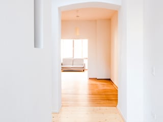 Modern Living Room by mw-architektin Modern