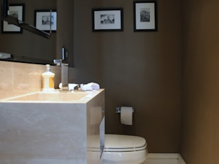 Clô Vieira Design de Interiores Kamar Mandi Klasik