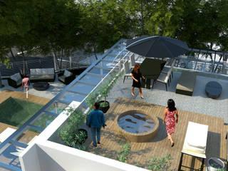 Retrofit VMZ Casas modernas por Paula Werneck Arquitetura Moderno
