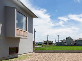 Houses by 吉田夏雄建築設計事務所,