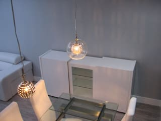 Salas de estar modernas por AZD Diseño Interior Moderno