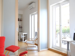 MAT architettura e design ห้องนั่งเล่น
