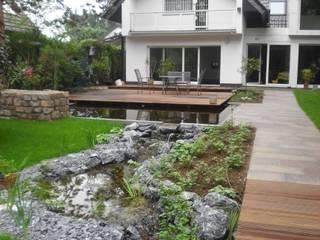 Revitalisierung Haus U. Ratingen Moderner Garten von kg5 architekten Modern