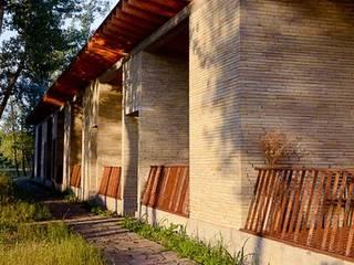 Архитектурная студия Чадо의  주택