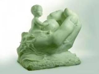 sculptures:  de style  par sculptures Marcel Daniel