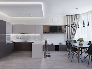 Kitchen by BRO Design Studio