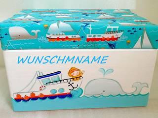 ★ Große Spielzeugkiste ★ : modern  von Mimi&Loui,Modern