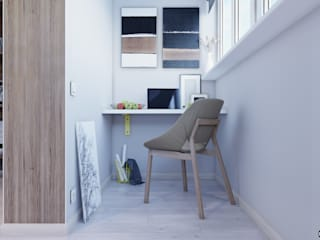 Terrasse von BRO Design Studio