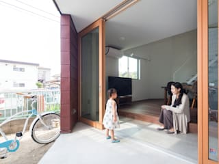 Casas modernas de 一級建築士事務所 本間義章建築設計事務所 Moderno
