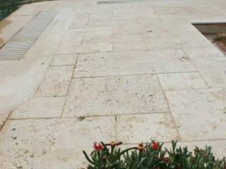Afşaroglu – Dış Mekan Eskitmeler:  tarz Duvarlar